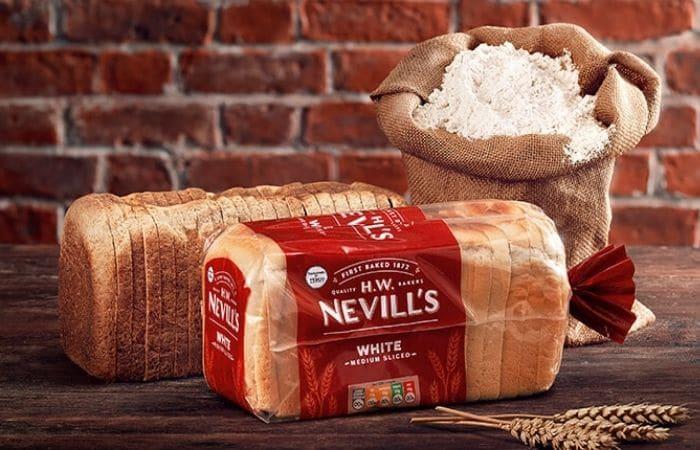 Tesco HW Nevill brand