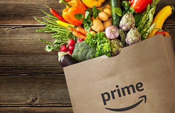 Amazon fresh grocery