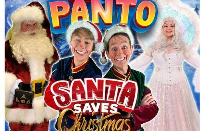 Santa Saves Christmas Panto