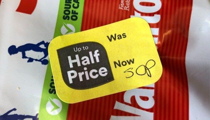 yellow sticker discounts
