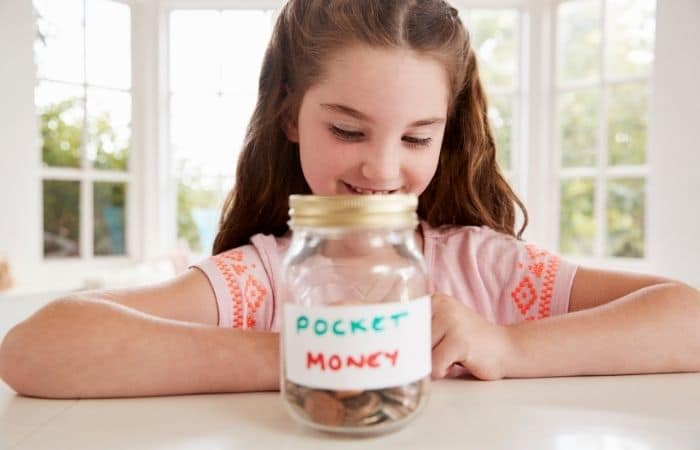 make extra money as a kid