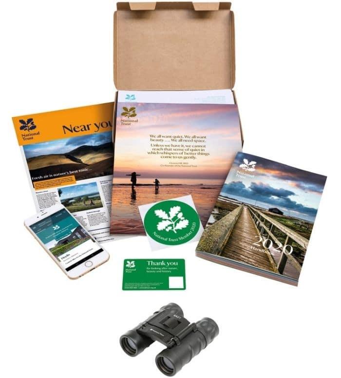 national trust membership offers