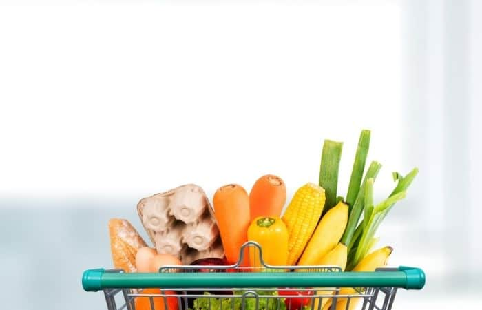 reduced items of food