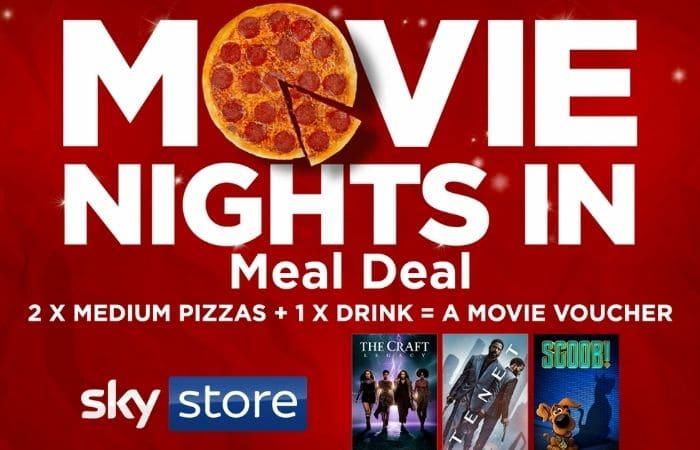Asda movie nights in