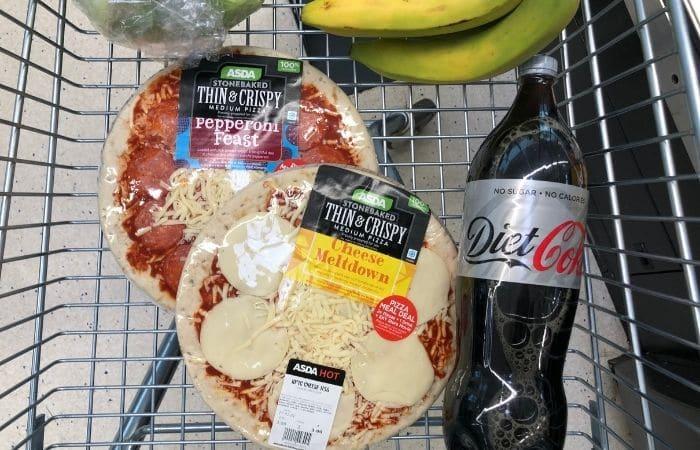 Asda pizza meal deal