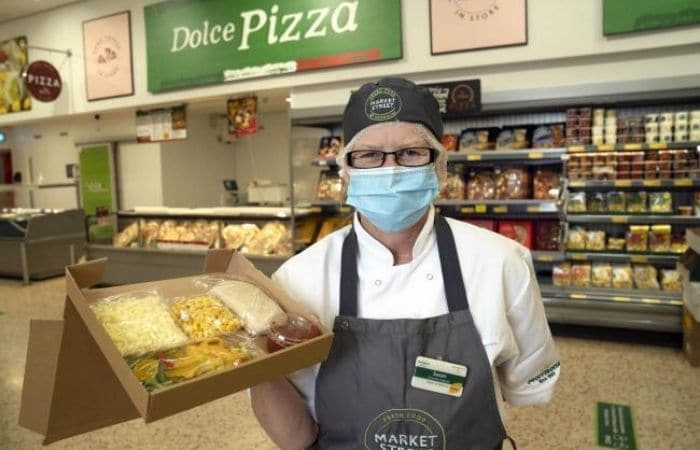 morrisons pizza kits