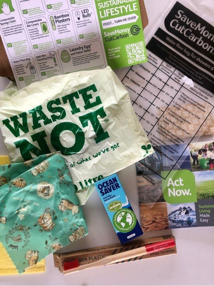 Sustainable Swaps Box