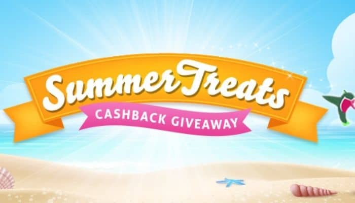 topcashback summer treats