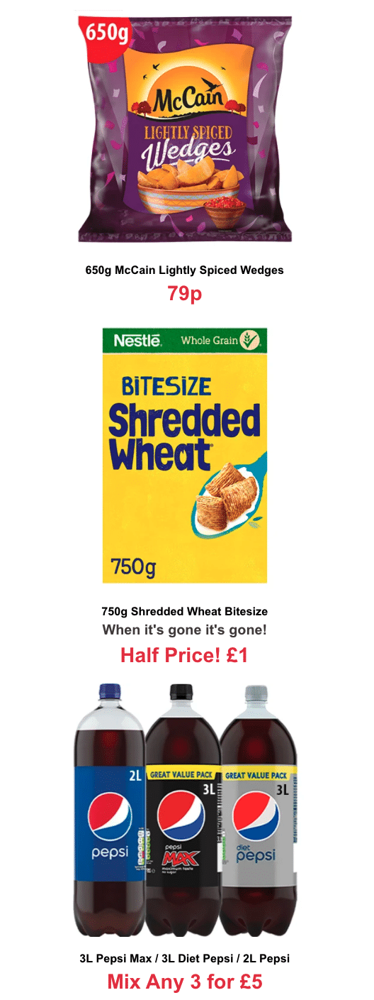 Farmfoods offers 14-June-21-1