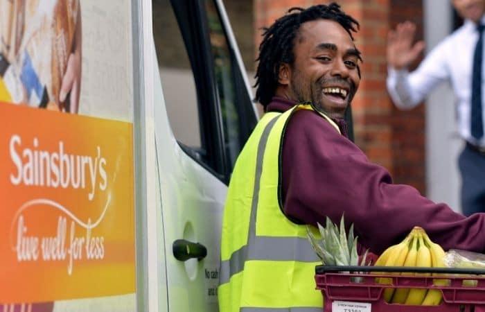 Sainsburys online shopping