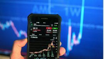 amc stock market chart