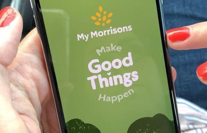 my Morrisons app