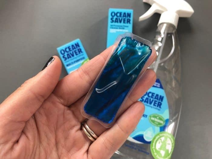 Recipiente de recarga Ocean Saver