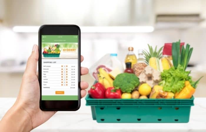 online stores for grocery shop