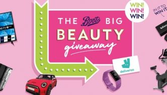 Boots Big Beauty Giveaway