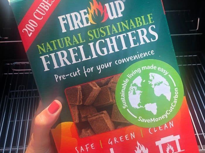 fire up firelighters
