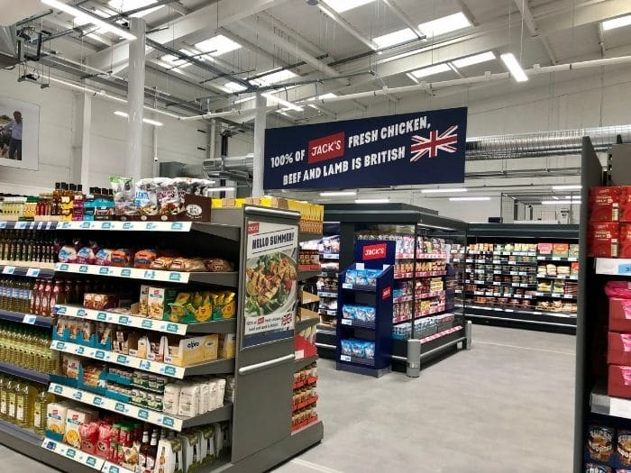 jacks discount supermarket