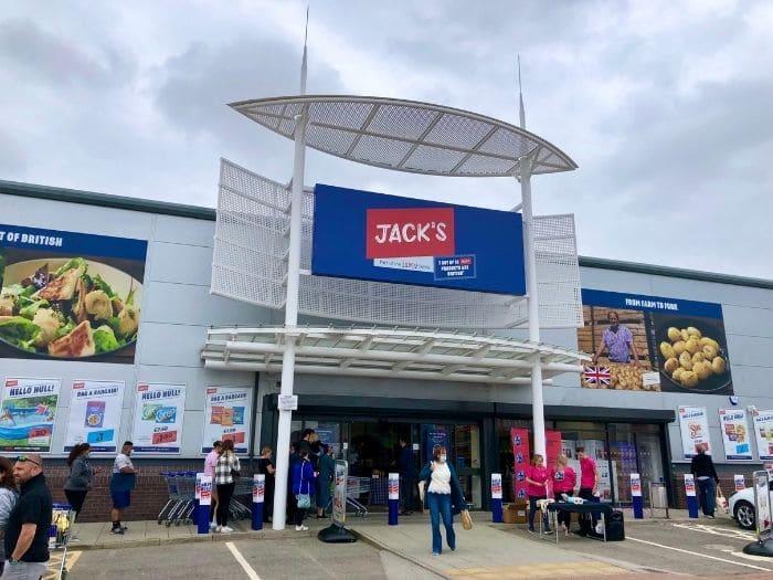 jacks supermarket hull