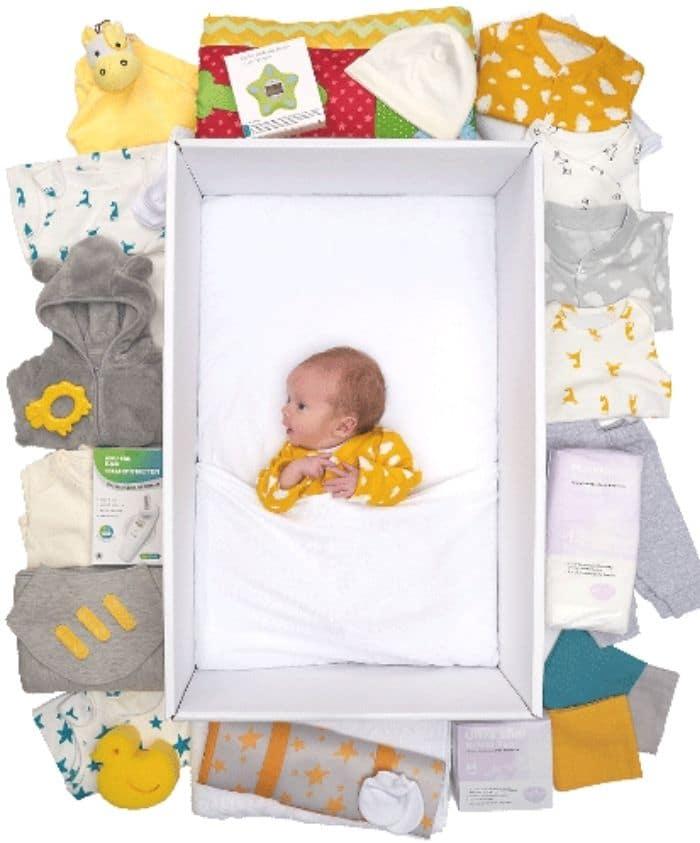 Parent Club Baby Box
