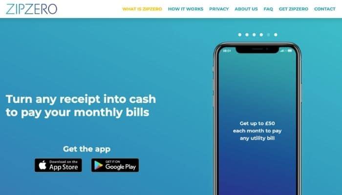 ZipZero review screenshot
