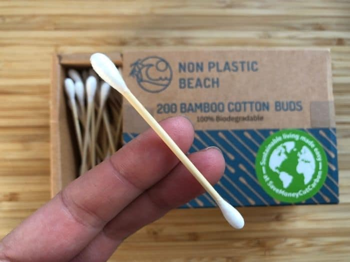 bambo cotton buds
