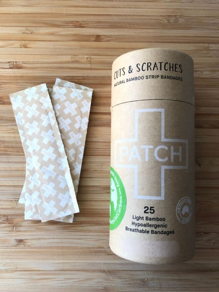 bamboo plasters