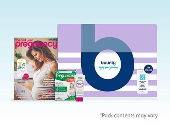 free Pregnancy Information folder