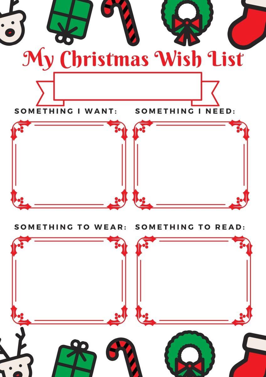 4 Christmas present rule