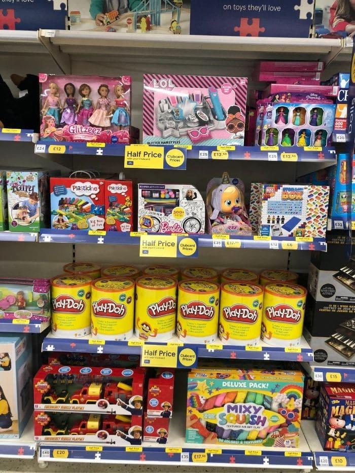 Tesco toys sale 2021