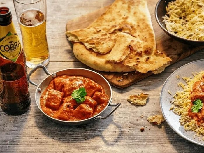 Co-op Supersaver Indian meal deal