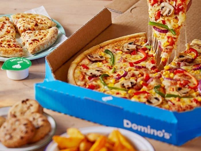 dominos pizzza