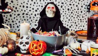 halloween range the food warehouse